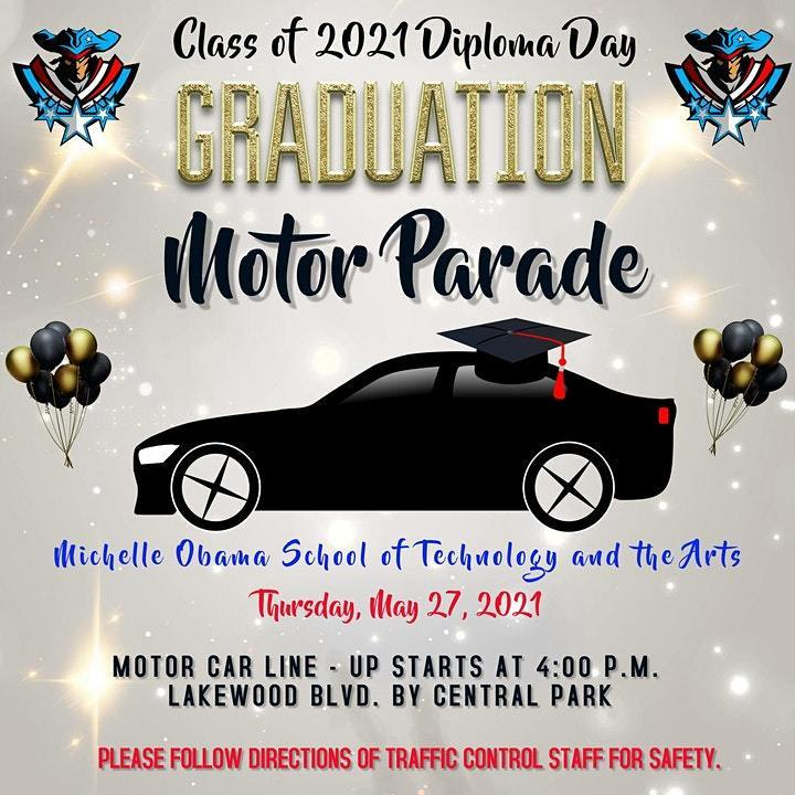 5/27 Diploma Day Parade Line-Up