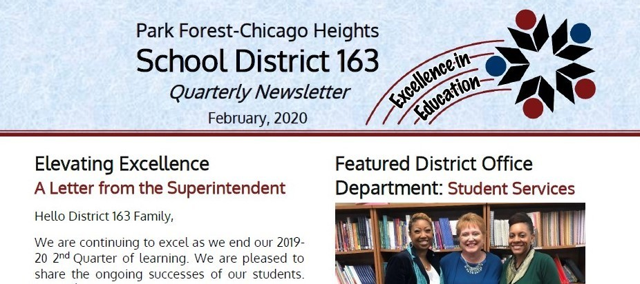 Second Quarter Newsletter