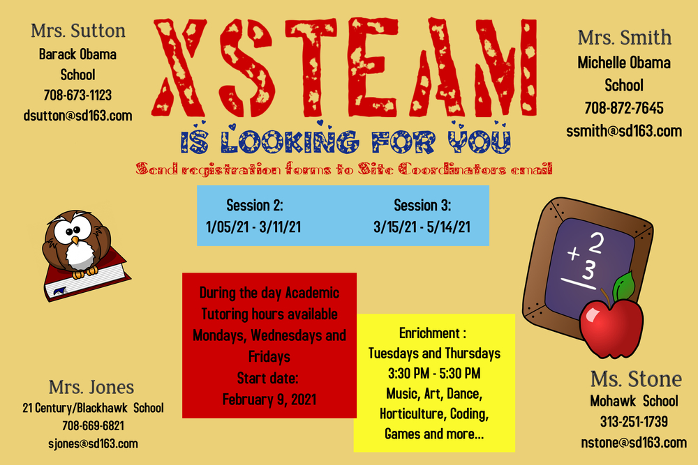 X-Steam Program