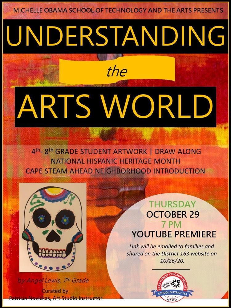 Understanding the Arts World