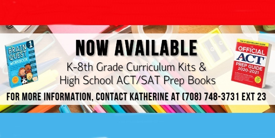 K-8th Grade Curriculum Kits & More!