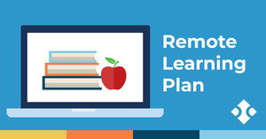 Remote Learning Paper Packets