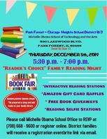 """Readers Choice"" Family Reading Night"