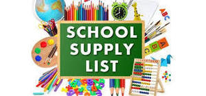School Supply Distribution and Remote Learning Packet