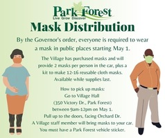 Face Mask Distribution