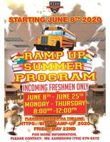 Ramp Up Summer Program/ Skill-Builders Camp